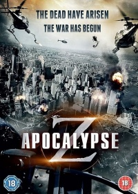 Apocalypse Z DVD cover 1